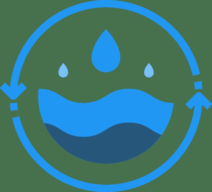 logo gestion des eaux